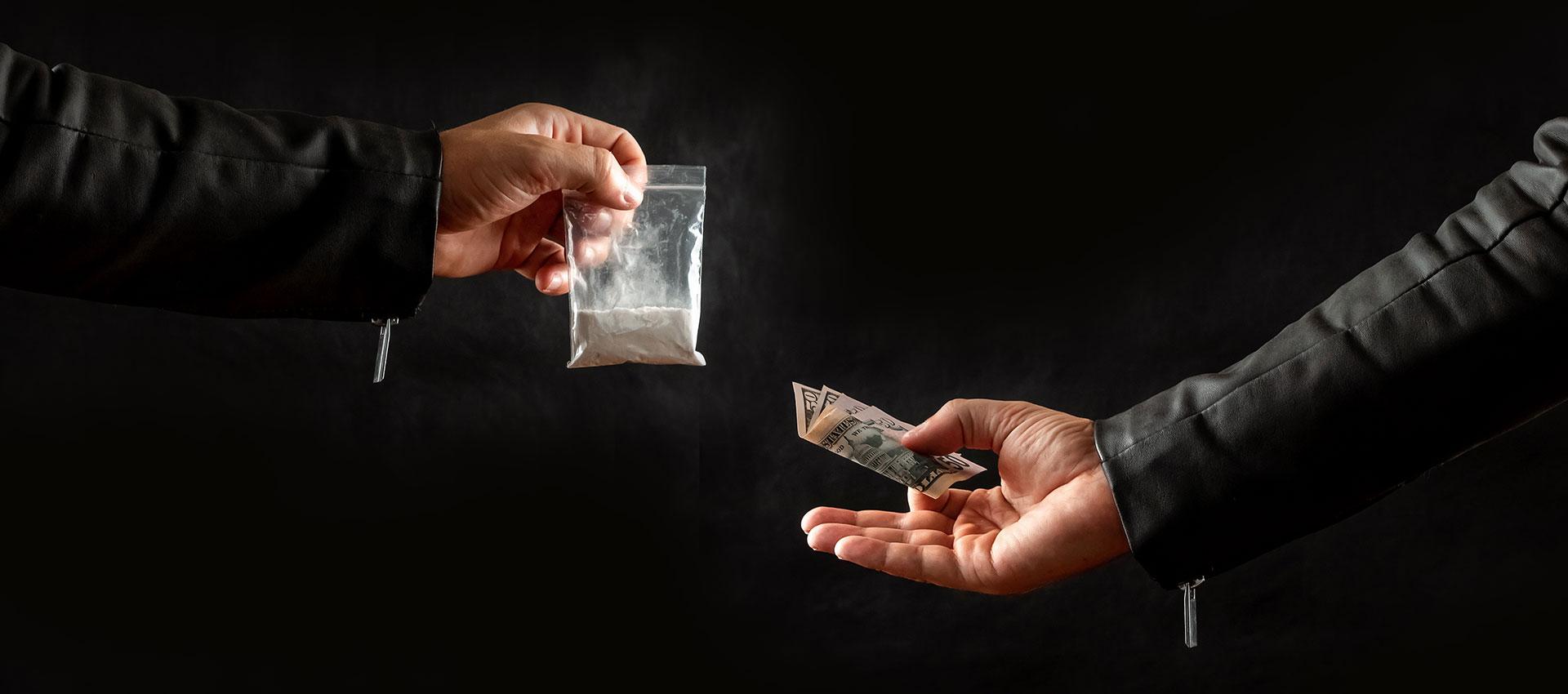 Drugs, Theft, Probation Violations